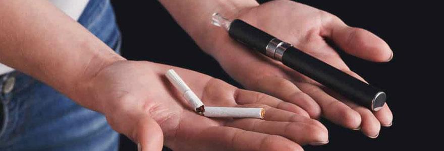 Sevrage tabagique avec la cigarette électronique