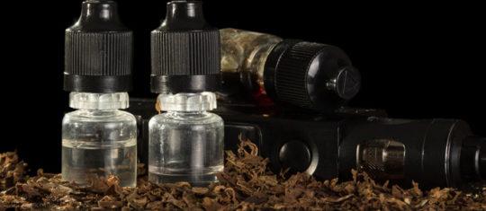 Liquide pour cigarette électronique